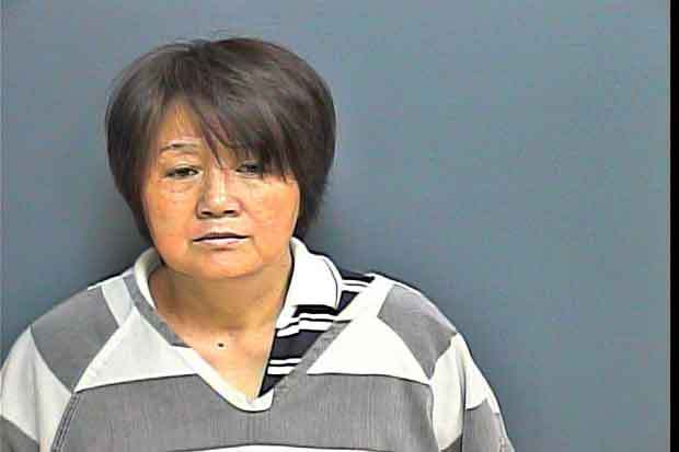 Mingmei Zhang, 56, of Sevierville