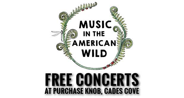 Smokies Hosts Music in the American Wild Events