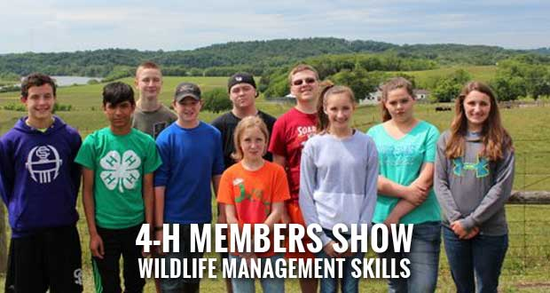 Sevier County Kids Go to Regional Wildlife Judging Competition