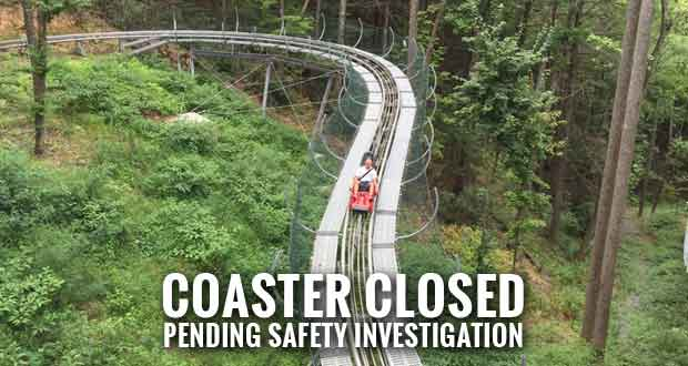 Inspector Finds Mountain Coaster in Proper Working Order after Woman Thrown from Ride
