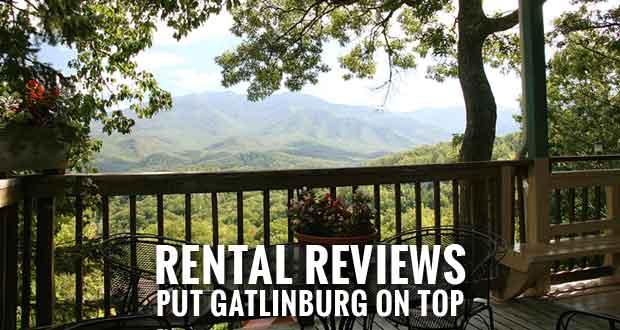 Gatlinburg Makes TripAdvisor List of Top Vacation Rental Destinations