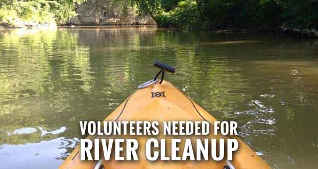 Rafting River Cleanup to End with Day at Waterpark
