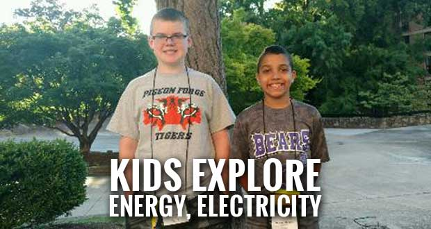 Sevier Kids Join Youth from Across State for 4-H Electric Camp