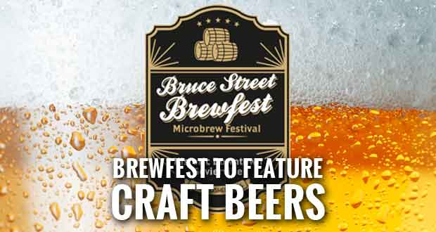 Tickets on Sale for Bruce Street Brewfest in Downtown Sevierville
