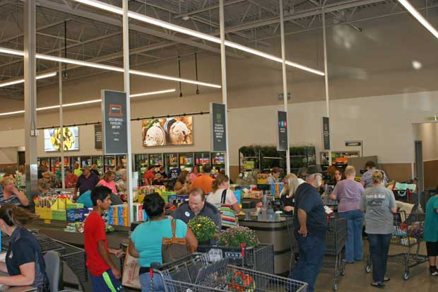 Sevierville ALDI Grand Opening