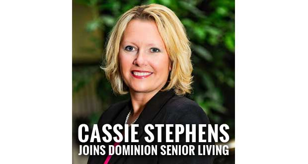 Cassie Stephens to Lead Sevierville Assisted Living and Memory Care Community