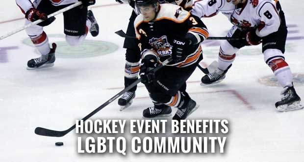 Pride Night OUT with Knoxville Ice Bears to Fund Grants