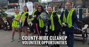 Keep Sevier Beautiful Hosts Fall Roads & Rivers Day