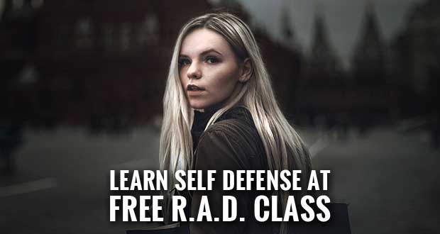 Women's Rape Aggression Defense Class Offered in Sevierville