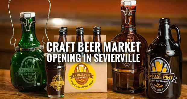 The Casual Pint in Sevierville to Offer Gluten-Free Craft Beer, Munchies