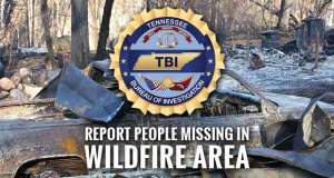 Hotline Set Up for Missing Person Reports in Wildfire Response