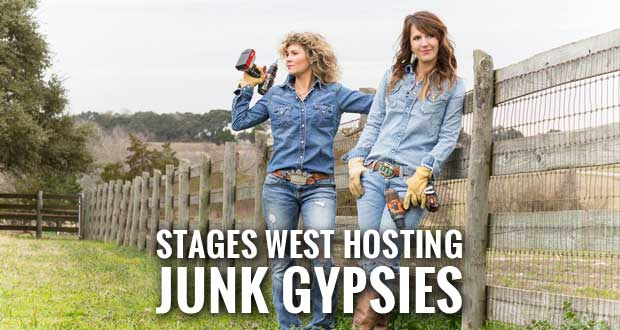 Junk Gypsy Trunk Show and Book Tour Stops at Stages West in Pigeon Forge