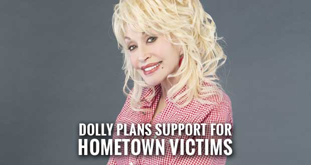 Dolly's My People Fund to Provide Monthly Assistance to Wildfire Victims