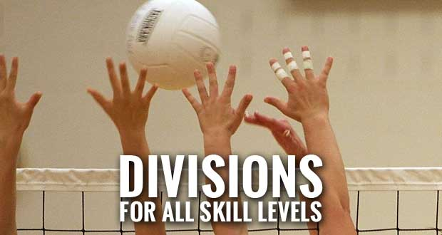 Sevierville Co-Ed Volleyball League Registration Open
