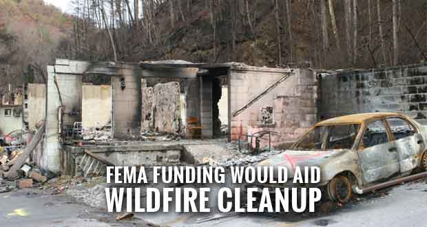 Officials Request Funding for Demolition, Debris Removal on Private Property