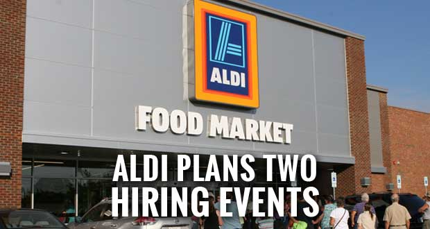 ALDI Hiring for Sevierville, Other Knoxville-Area Stores