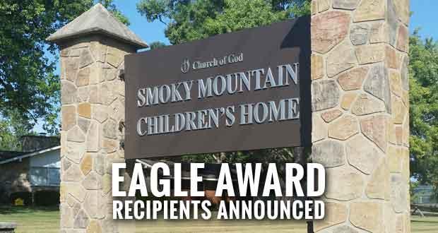 Smoky Mountain Children's Home Recognizes Eagle Award Winners