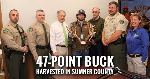 Tennessee Tucker Buck Set to Become New World Record Non-Typical Rack