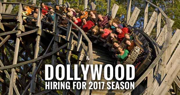 Dollywood Holding Job Fairs for Theme Park, Water Park and Resort