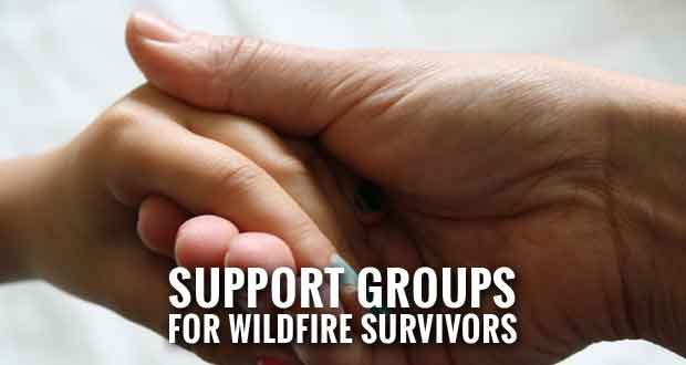 Trained Facilitators to Lead Wildfire Survivor Support Groups