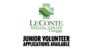 Volunteer Opportunities for Teens at the LeConte Medical Center and Nursing Home