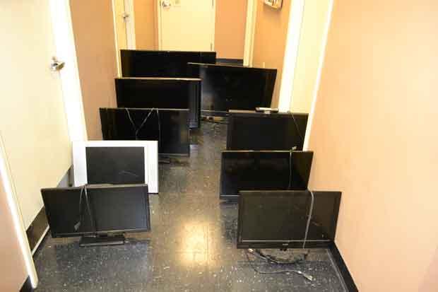 Stolen items from Sevierville Burglary