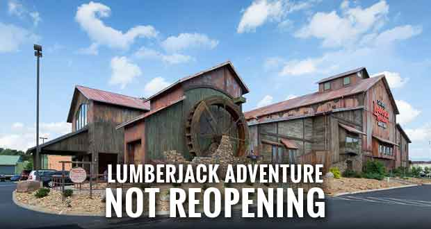 Dinner Show about Dolly Parton's Family to Replace Lumberjack Adventure