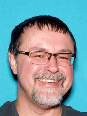 Tad Cummins, 50, is a suspect in the AMBER Alert for Elizabeth Thomas.
