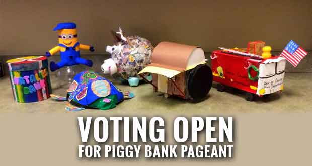 Sevier County Kids Compete in Statewide Piggy Bank Pageant