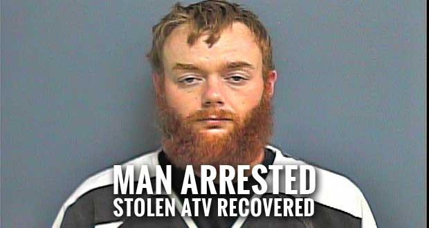 Sevier County Sheriff Seeks Info on ATV Thefts after Arrest
