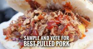 Bloomin' Barbeque People's Choice Tasting Tickets on Sale
