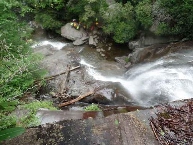 Hiker Dies in Fall from Ramsey Cascades Waterfall in Smokies