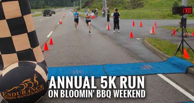 SMARM Pig Pickin 5K Moves to Downtown Sevierville