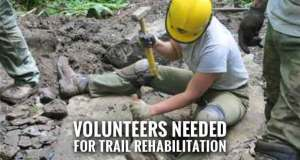 Rainbow Falls Trail Project to Improve Areas Damaged by Wildfire