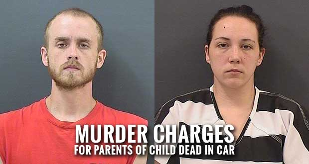 Gatlinburg Couple Charged with Murder in Toddler's Death