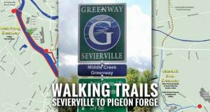 Sevierville Completes Connector for Middle Creek Greenway
