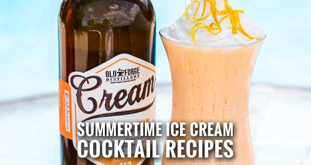 Celebrate National Ice Cream Day with Old Forge Ice Cream Inspired Spirits