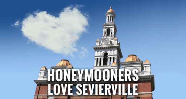 TripAdvisor Reviewers Make Sevierville Top Honeymoon Destination
