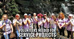 Park Announces New Smokies Service Days Volunteer Opportunities