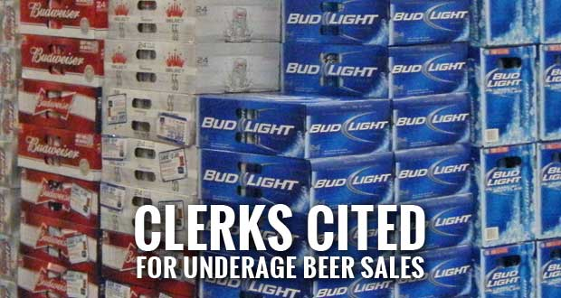 Sheriff Cracks Down on Underage Alcohol Sales with Undercover Sting