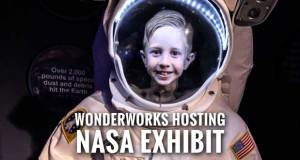Meet a NASA Astronaut, Touch a Moon Rock at NASA's Journey to Mars Exhibit