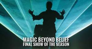 Magic Beyond Belief starring Darren Romeo closing, moving to Smoky Mountain Opry in 2018