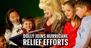 Dolly Parton Announces Donation of Funds, Children's Books to Hurricane Areas