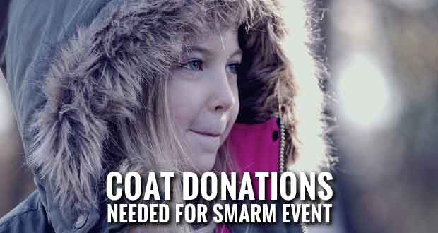 SMARM to Give Away Free Coats at Annual Winter Coat Day in Sevierville