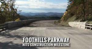 Park Celebrates Bridging the Foothills Parkway 'Missing Link'