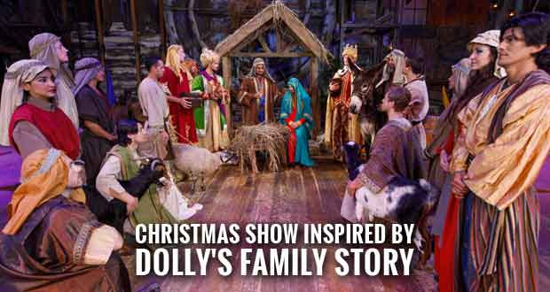 New Christmas Show at Dolly Parton's Smoky Mountain Adventures