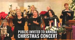 Gatlinburg First UMC Holding Christmas Concert and Carol Sing