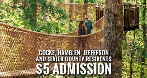 Anakeesta Local Appreciation Days to Benefit Friends of the Smokies