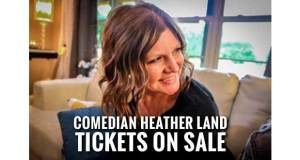 Comedian Heather Land to Perform at Stronger Women's Retreat in Pigeon Forge