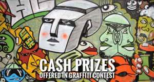 Alcatraz East Crime Museum Invites Graffiti Artists to Compete
